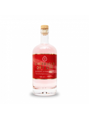 Sheffield Gin Raspberry & Pomegranate 70cl