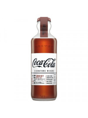 Coca Cola Smoky Signature Mixers 12 x 200ml