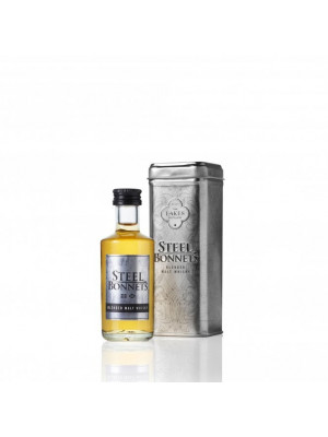 The Lakes Distillery - Steel Bonnets Single Malt Whisky Miniature 5cl