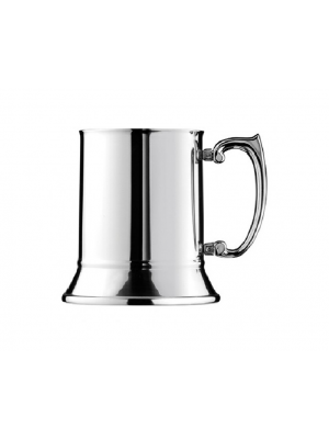 Steel Tankard 45cl 16oz