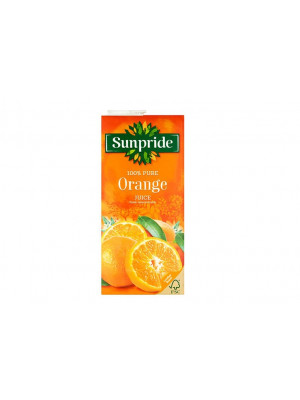 Sunpride Orange Juice 12x1ltr
