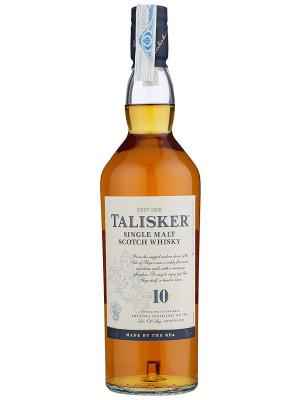 Talisker 10yo Scotch Whisky 70cl