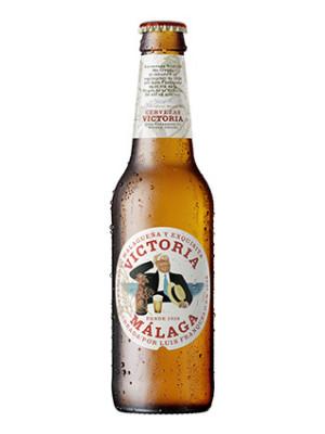 Damm Victoria Malaga 24x330ml bottles