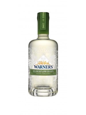 Warner Edwards Elderflower 70cl