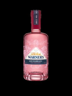 Warner Edwards Victoria Rhubarb Gin 70cl