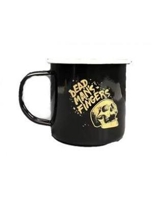 Dead Man's Fingers Enamel Mug
