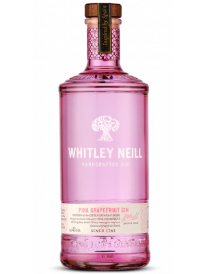 Whitley Neill Pink Grapefruit Gin 70cl