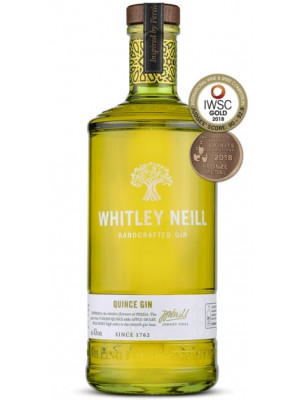 Whitley Neill Quince Gin 70cl