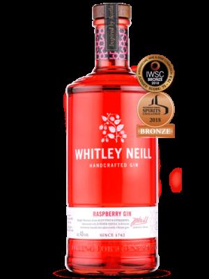 Whitley Neill Raspberry Gin 70cl