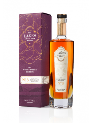 The Lakes Distillery Single Malt - The Whiskymakers Reserve No.3 70cl