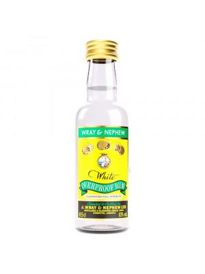 Wray & Nephew Overproof Rum Miniature 5cl