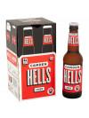 Camden Hells Lager 4 x 330ml bottles