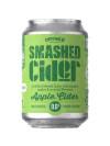 Smashed Cider - Apple - Alcohol Free Cider 24 x 330ml Cans