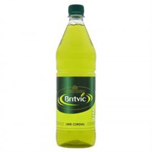 Britvic Lime Cordial 1L x 12