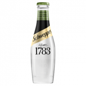 Schweppes 1783 Cucumber Tonic 12 x 200ml