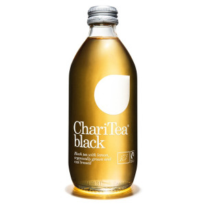 ChariTea Black 24 x 330ml