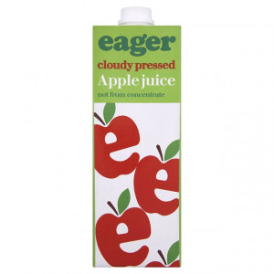 Eager Apple Juice 1L