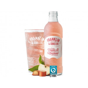 Franklins Apple & Rhubarb 24 x 200ml