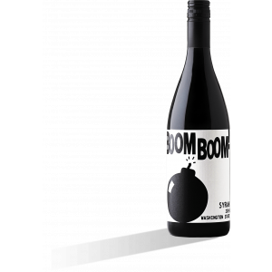 Charles Smith Wines - Boom Boom Syrah 75cl