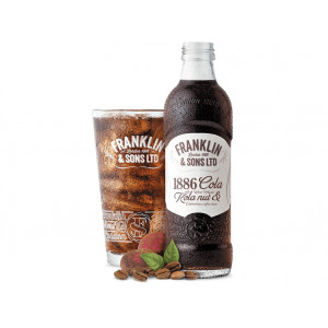 Franklins 1886 Cola 24 x 200ml
