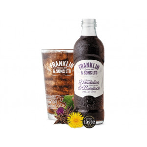 Franklins Dandelion & Burdock 24 x 200ml