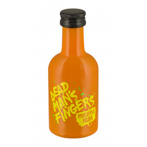 Dead Man's Fingers Pineapple Rum Miniature 5cl