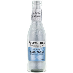 Fevertree Light Lemonade 24x200ml