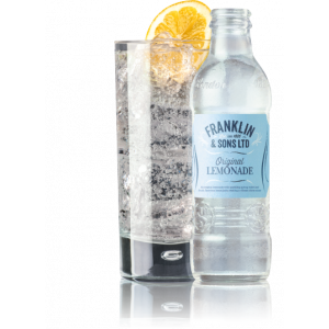 Franklin & Son's Original Lemonade 24x200ml