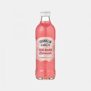 Franklin & Sons Rhubarb Lemonade 12 x 275ml