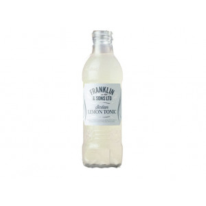 Franklin & Sons Sicilian Lemon 24 x 200ml