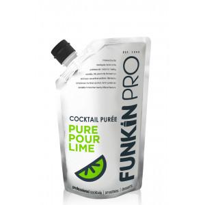 Funkin Pure Pour Lime 1ltr