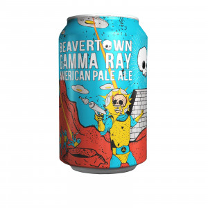 Beavertown Gamma Ray 12x330ml Cans