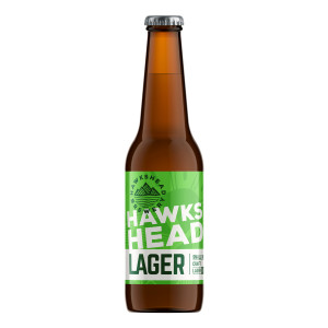 Hawkshead Brewery Lager 12 x 330ml