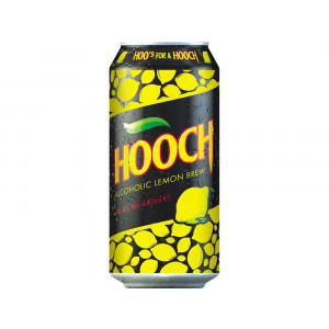 Hooch Lemon 24 x 440ml cans