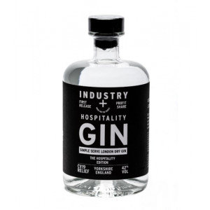 Hospitality Gin: Charity Dry 70cl