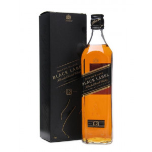 Johnnie Walker Black Label 12 Year Old 70cl
