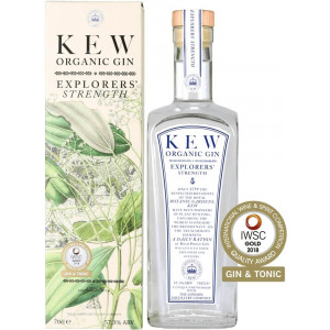 Kew Organic - Explorer's Strength Gin 70cl