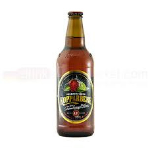 Koppaberg Strawberry and Lime Cider 15 x 500ml
