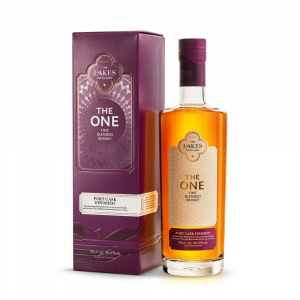The Lakes Distillery - The One Port Cask Finish 70cl