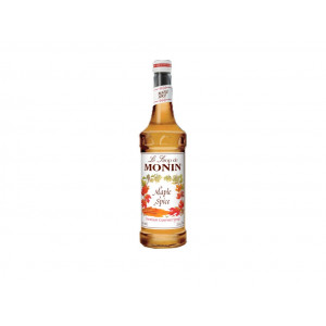 Monin Syrup Maple Spice 70cl XCS6