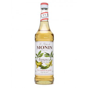 Monin Banana Syrup 70cl