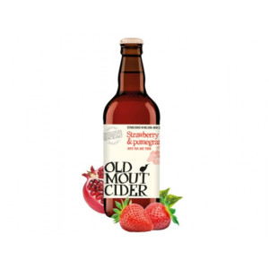 Old Mout Strawberry and Pomegranate 12 x 500ml