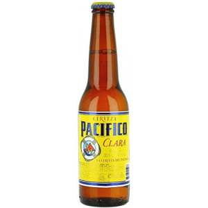 Pacifico Clara Beer 24 x 355ml