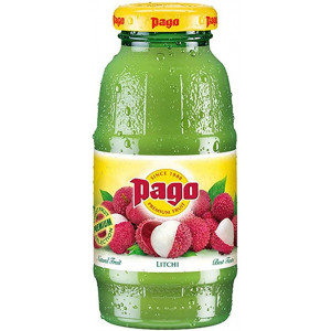 Pago Lychee Juice 1x200ml