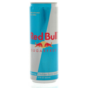 Red Bull Energy Drink Sugar Free 250ml x 24 Cans