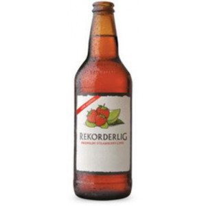 Rekorderlig Strawberry & Lime 0% 15x500ml