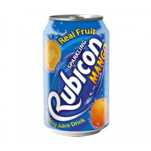 Rubicon Mango Cans 24 x 330ml