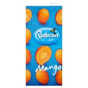 Rubicon Mango Juice 12 x 1 litre
