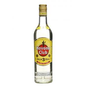 Havana Club 3 Year Old Rum Anejo 70cl