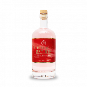 Sheffield Gin Raspberry & Pomegranate